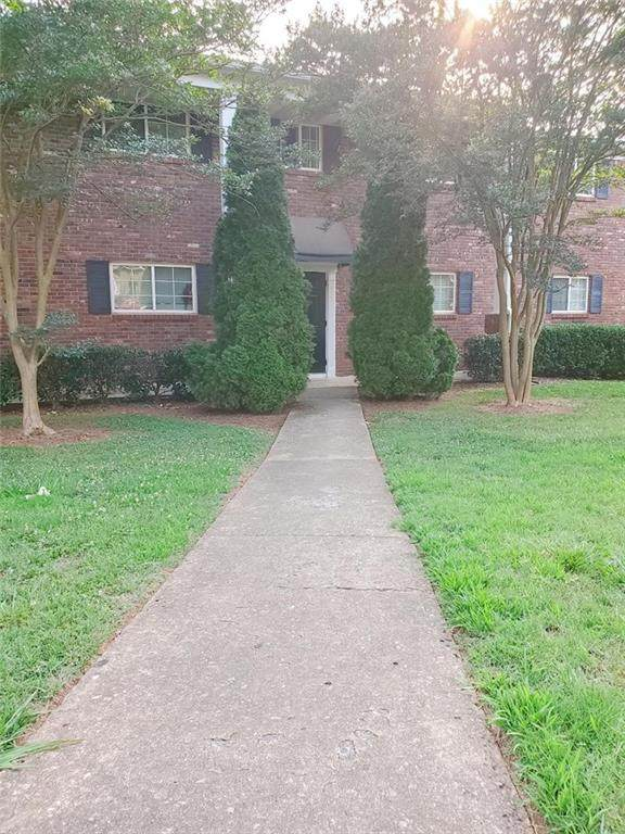 195 Sycamore Drive C24, Athens, GA 30606 (MLS #6902161) :: Path & Post Real Estate