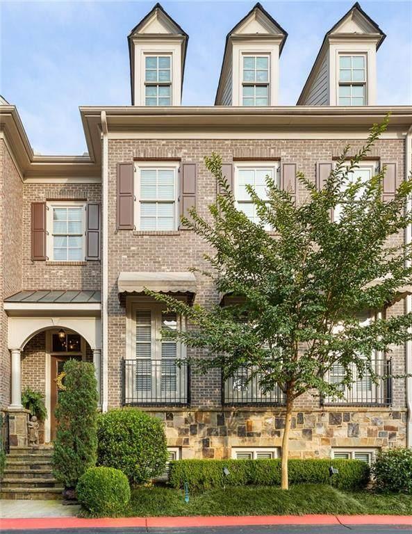 2356 Saint Davids Square NW #3, Kennesaw, GA 30152 (MLS #6902182) :: Path & Post Real Estate