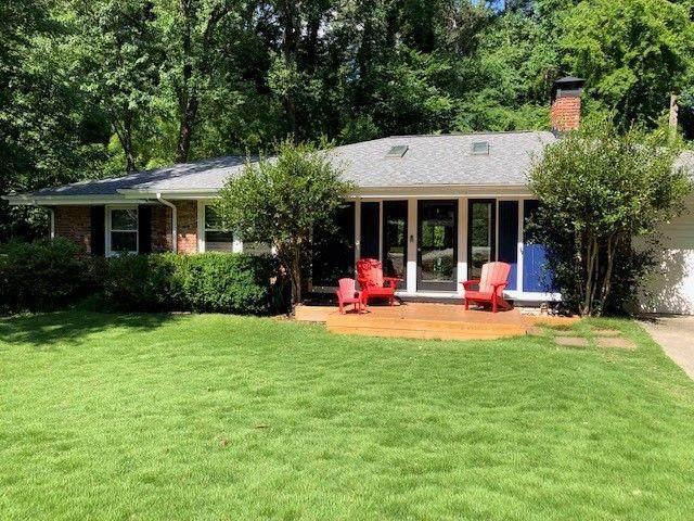 1422 Brook Valley Lane NE, Atlanta, GA 30324 (MLS #6902397) :: Dillard and Company Realty Group