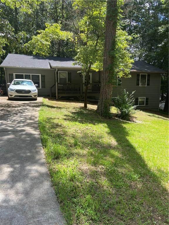 4016 Horseshoe Bend, Lithonia, GA 30058 (MLS #6903334) :: North Atlanta Home Team