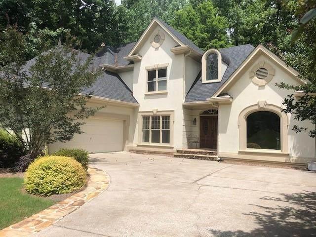 14325 Creek Club Drive, Alpharetta, GA 30004 (MLS #6903373) :: North Atlanta Home Team