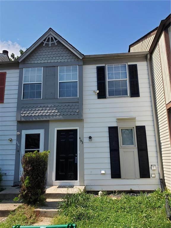 493 Prince Of Wales, Stone Mountain, GA 30083 (MLS #6903441) :: Kennesaw Life Real Estate
