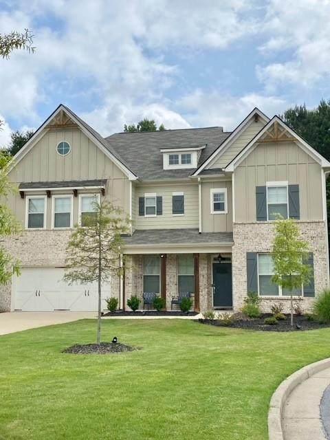 4660 Sweetwater Avenue, Powder Springs, GA 30127 (MLS #6905272) :: North Atlanta Home Team