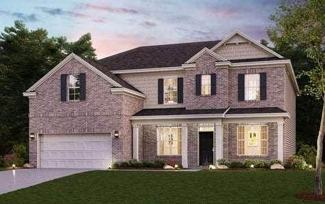 5484 Rosewood Place SW, Fairburn, GA 30213 (MLS #6905605) :: Tonda Booker Real Estate Sales