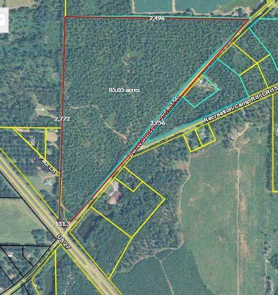 187 Benevolence Highway, Cuthbert, GA 39840 (MLS #6905769) :: Dillard and Company Realty Group