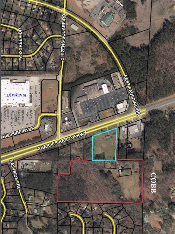 4036 Charles Hardy Parkway, Dallas, GA 30157 (MLS #6906348) :: The Hinsons - Mike Hinson & Harriet Hinson