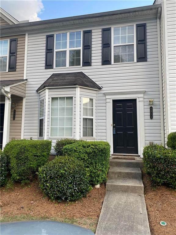 6511 Arbor Gate Drive SW #13, Mableton, GA 30126 (MLS #6906431) :: North Atlanta Home Team