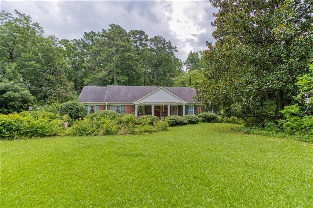740 Moores Mill Road - Photo 1