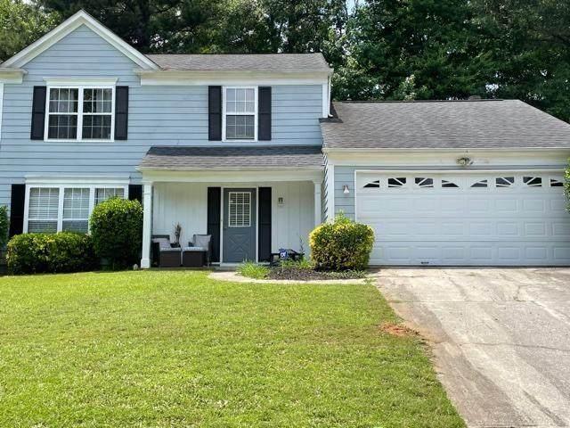 6524 Eastbriar Drive, Lithonia, GA 30058 (MLS #6908961) :: North Atlanta Home Team