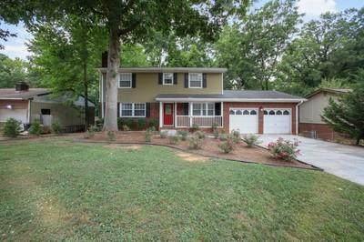 10566 Eagle Drive, Jonesboro, GA 30238 (MLS #6909809) :: Charlie Ballard Real Estate