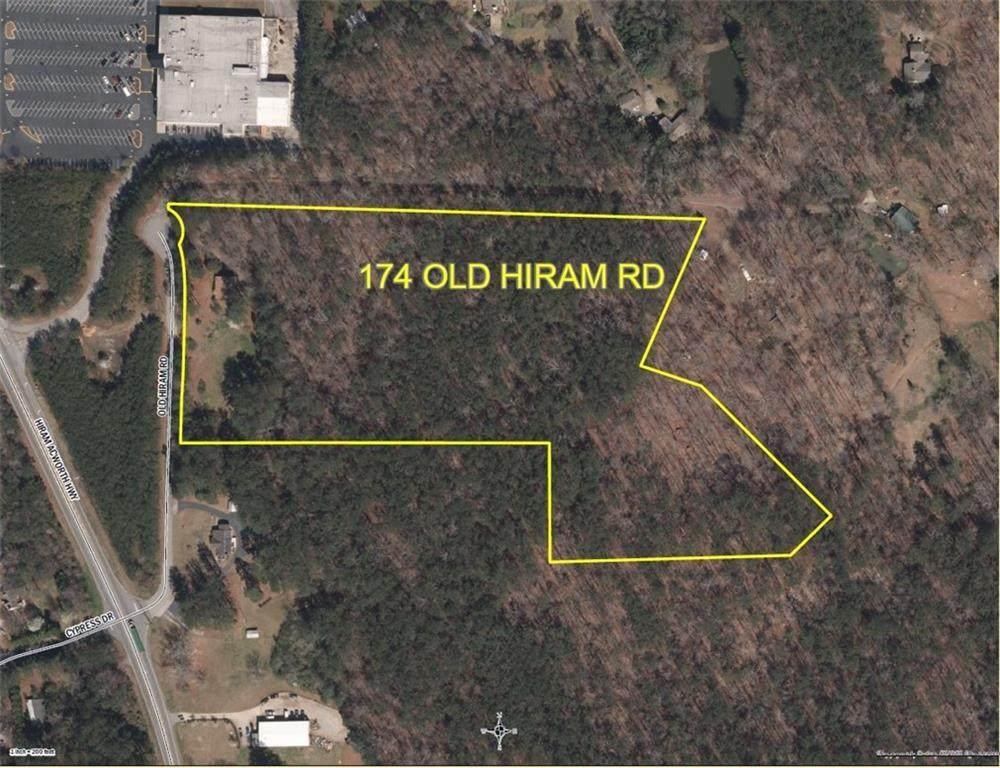 174 Old Hiram Road - Photo 1