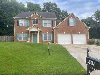 3847 Heathermere Landing, Decatur, GA 30034 (MLS #6911254) :: North Atlanta Home Team