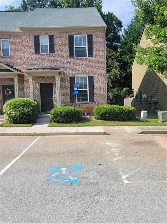 1507 Bayrose Circle, East Point, GA 30344 (MLS #6912201) :: North Atlanta Home Team