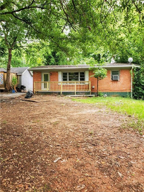 2910 3rd Avenue SW, Atlanta, GA 30315 (MLS #6912285) :: Atlanta Communities Real Estate Brokerage