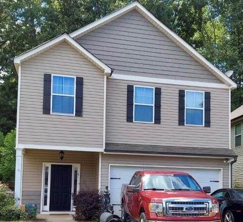 135 Bethany Manor Drive, Ball Ground, GA 30107 (MLS #6912457) :: Path & Post Real Estate