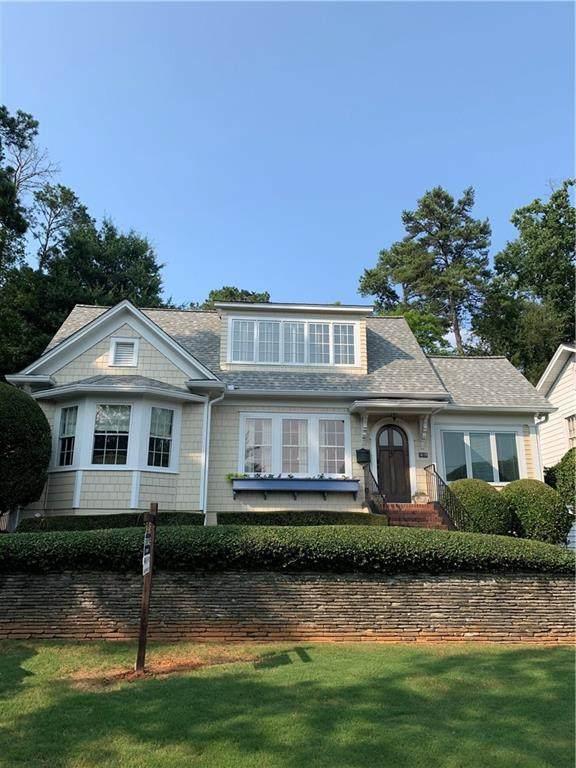 43 Golf Circle NE, Atlanta, GA 30309 (MLS #6913240) :: North Atlanta Home Team