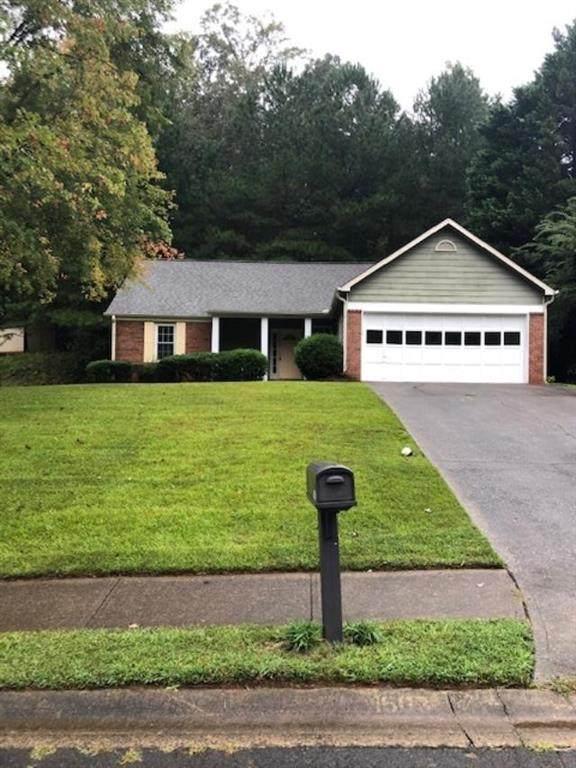 1603 Barrier, Marietta, GA 30066 (MLS #6913320) :: Path & Post Real Estate