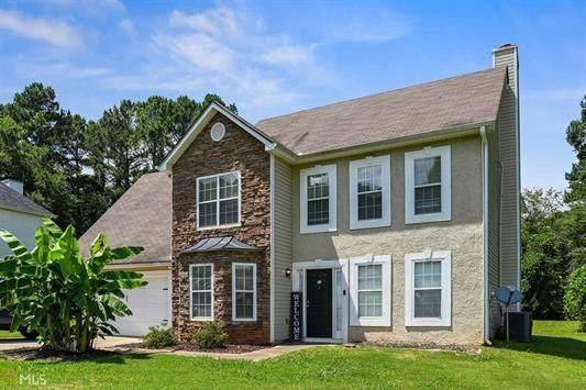 4302 Northridge Trail, Ellenwood, GA 30294 (MLS #6913325) :: North Atlanta Home Team