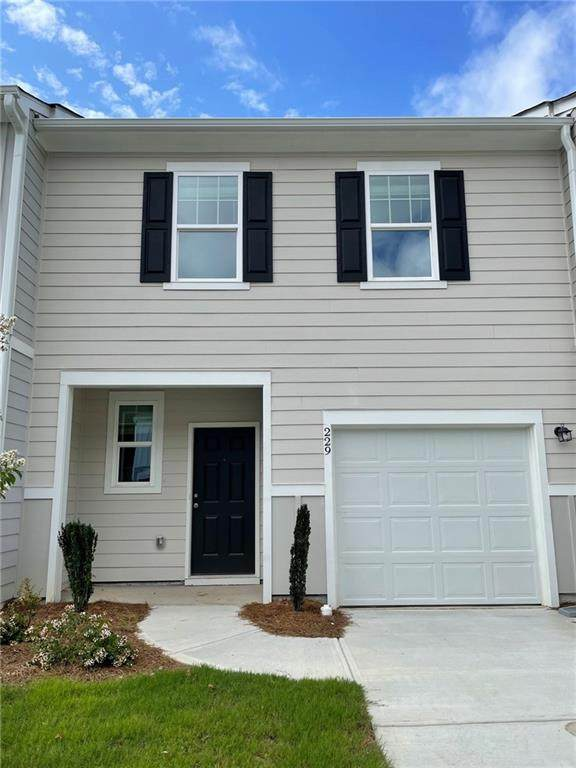 229 Grand Central Way, Cartersville, GA 30120 (MLS #6913833) :: Kennesaw Life Real Estate