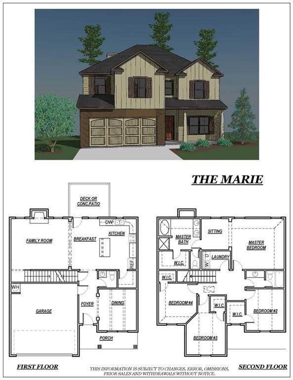 150 Heaton Place Trail, Covington, GA 30016 (MLS #6914389) :: Todd Lemoine Team