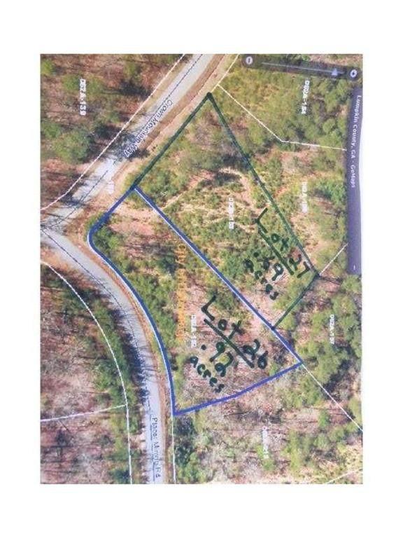0 Placer Mining Road, Dahlonega, GA 30533 (MLS #6914433) :: North Atlanta Home Team