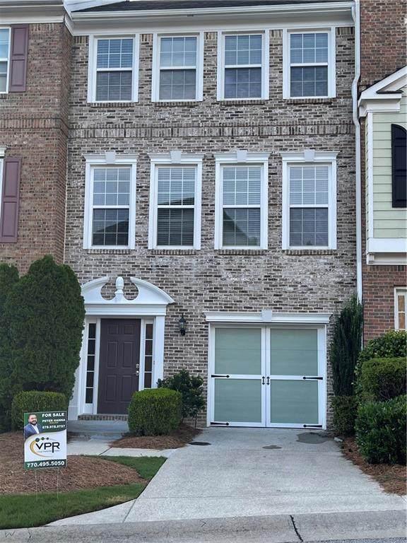 1834 Appaloosa Mill Court #103, Buford, GA 30519 (MLS #6914539) :: North Atlanta Home Team