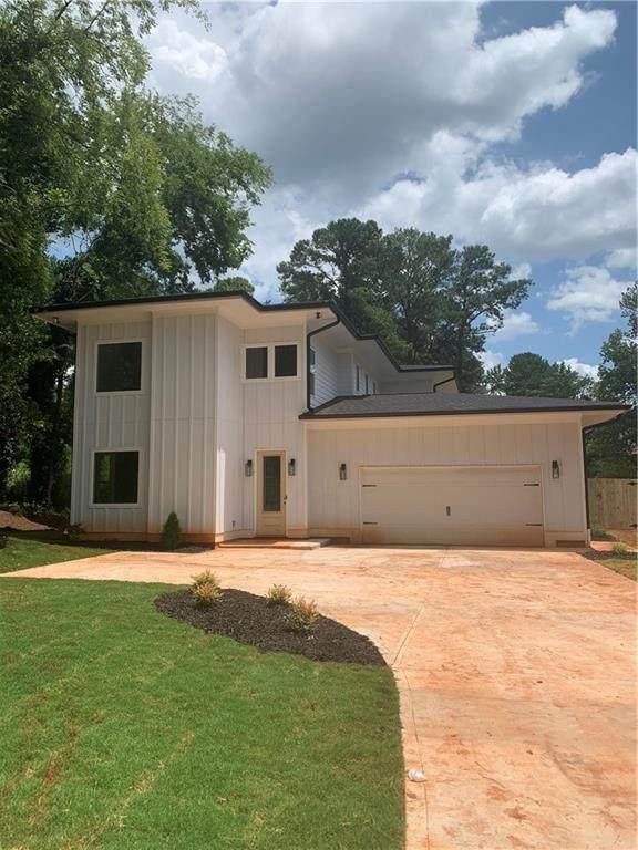 1520 Columbia Drive, Decatur, GA 30032 (MLS #6914544) :: Maximum One Partners