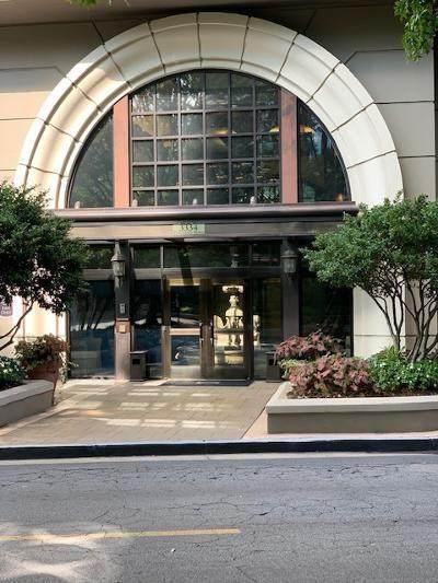 3334 Peachtree Road NE #406, Atlanta, GA 30326 (MLS #6914675) :: The Gurley Team
