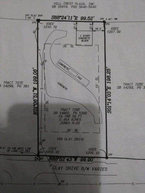 199 Clay Drive SE, Marietta, GA 30060 (MLS #6915413) :: Path & Post Real Estate