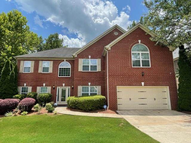4780 Lantern Court, Stonecrest, GA 30038 (MLS #6916308) :: North Atlanta Home Team