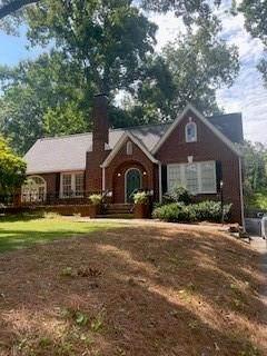 1117 Park Boulevard SE, Rome, GA 30161 (MLS #6916622) :: North Atlanta Home Team