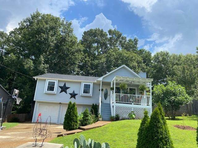 2381 Trenton Drive, Canton, GA 30115 (MLS #6917260) :: Charlie Ballard Real Estate