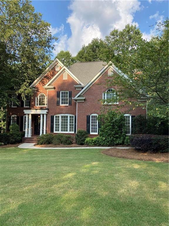 14325 Morning Mountain Way, Alpharetta, GA 30004 (MLS #6917939) :: North Atlanta Home Team