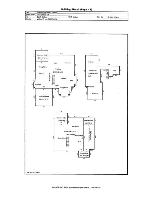 5862 Mitchell Road, Sandy Springs, GA 30328 (MLS #6918211) :: Path & Post Real Estate