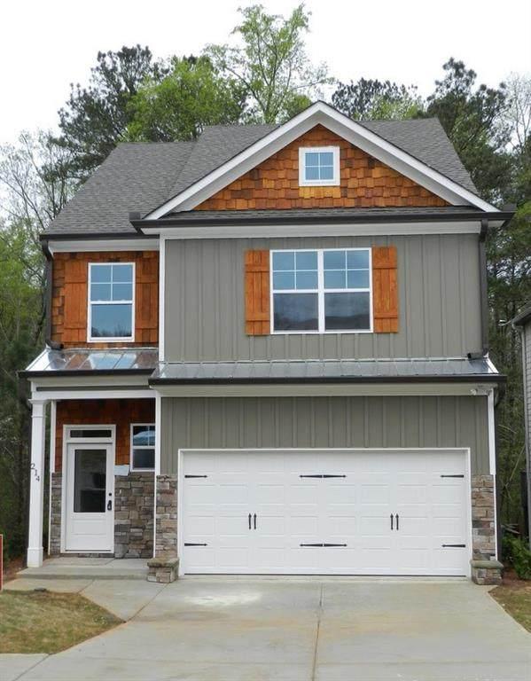 12 Big Branch Court, Cartersville, GA 30121 (MLS #6918620) :: North Atlanta Home Team