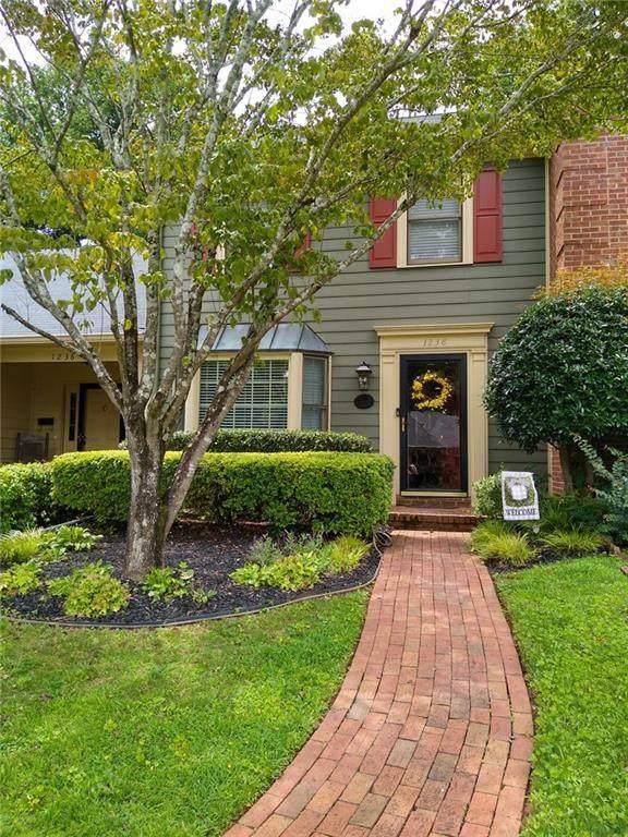 1238 Whitlock Ridge Drive SW, Marietta, GA 30064 (MLS #6918736) :: Path & Post Real Estate