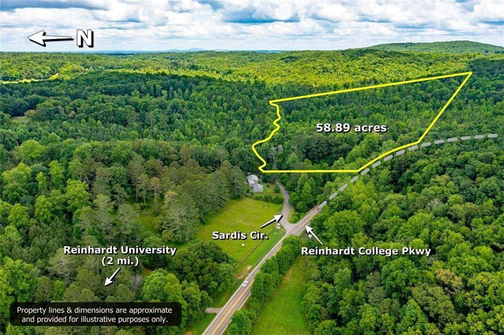 0 Reinhardt College Parkway - Photo 1