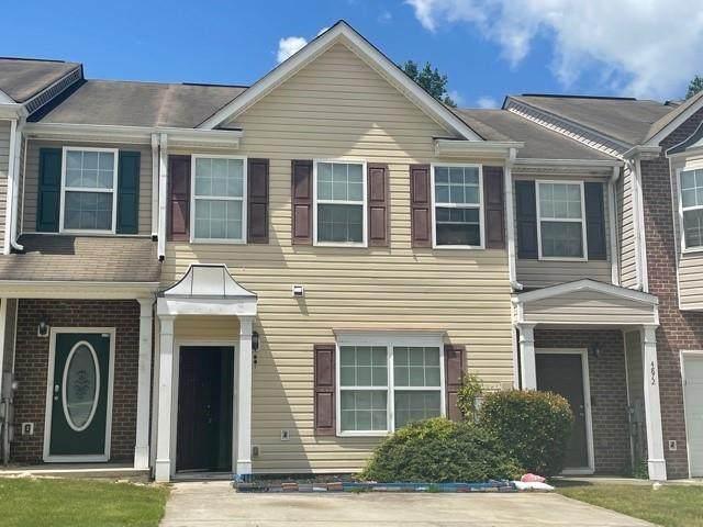 4868 Sierra Way, Atlanta, GA 30349 (MLS #6918960) :: North Atlanta Home Team
