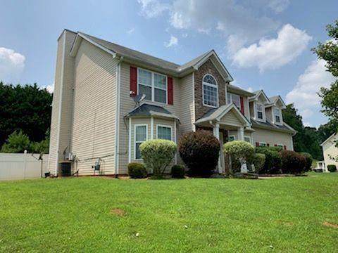 40 Green Gables Drive, Covington, GA 30016 (MLS #6919337) :: North Atlanta Home Team