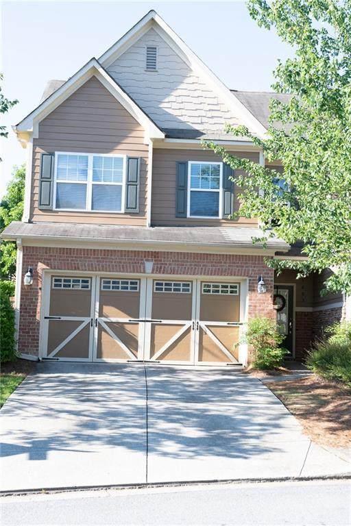 1603 Marsanne Terrace NW #30, Kennesaw, GA 30152 (MLS #6919374) :: Maximum One Partners