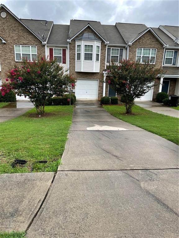 6100 Capitol Knoll, Fairburn, GA 30213 (MLS #6919625) :: North Atlanta Home Team