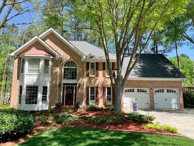 912 Grandview Way NW, Acworth, GA 30101 (MLS #6919959) :: North Atlanta Home Team