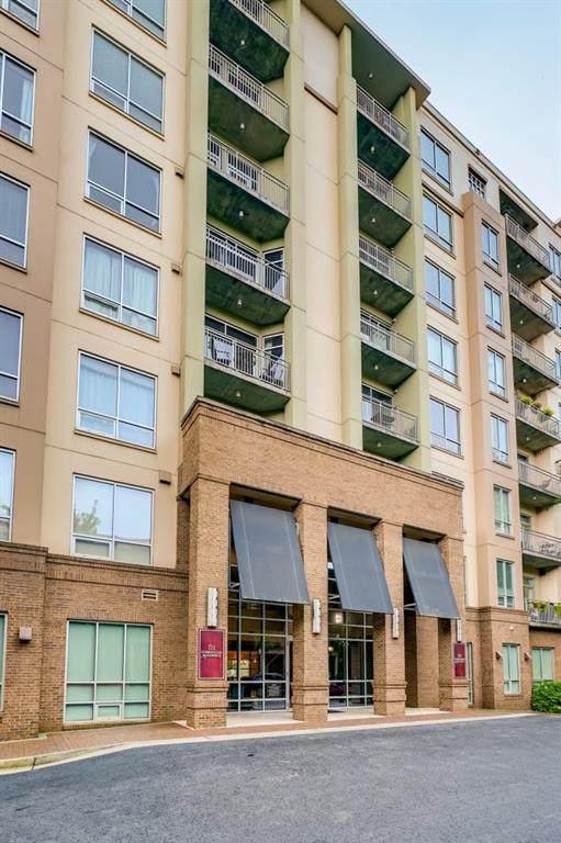 711 Cosmopolitan Drive NE #205, Atlanta, GA 30324 (MLS #6919979) :: Maximum One Partners