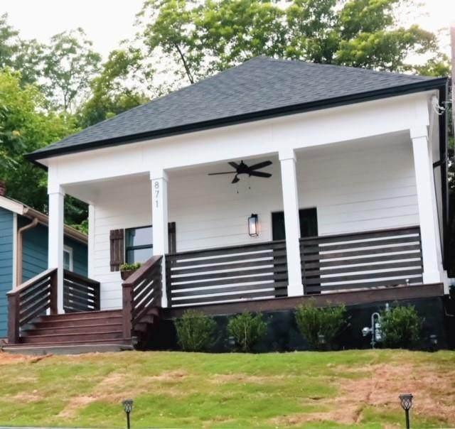 871 Sims Street SW, Atlanta, GA 30310 (MLS #6919998) :: Maximum One Partners