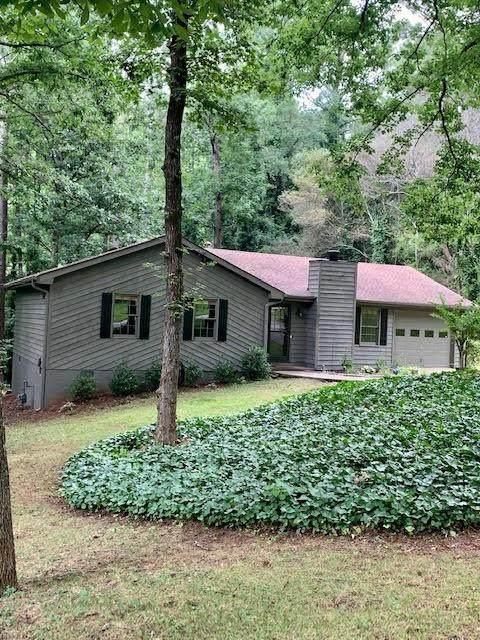 2863 Franklin Road, Lawrenceville, GA 30044 (MLS #6920305) :: North Atlanta Home Team