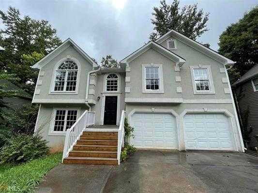 65 White Oak Drive, Cartersville, GA 30121 (MLS #6920507) :: North Atlanta Home Team