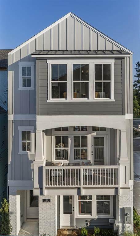 530 Hargrove Lane, Decatur, GA 30030 (MLS #6920513) :: Dillard and Company Realty Group