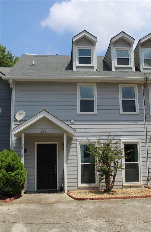 1220 Kennesaw Trace Court NW #1220, Kennesaw, GA 30144 (MLS #6920701) :: Path & Post Real Estate