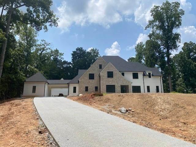 4376 Jett Road NW, Atlanta, GA 30327 (MLS #6921110) :: Path & Post Real Estate