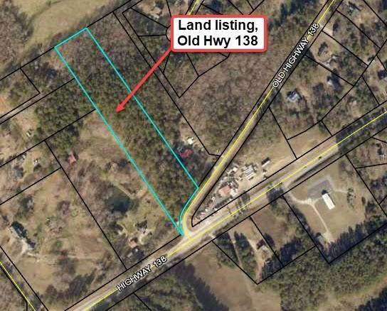 0 Old Highway 138, Monroe, GA 30655 (MLS #6921155) :: North Atlanta Home Team